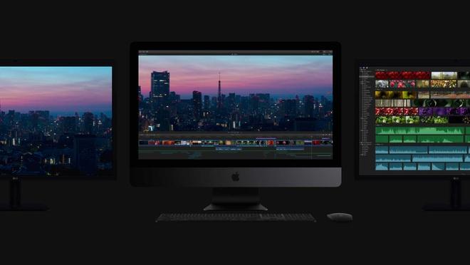 Apple cong bo iMac Pro - may Mac manh nhat tu truoc den nay hinh anh 1