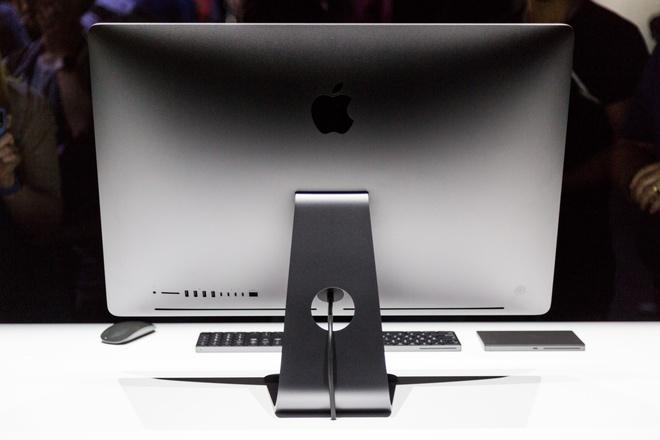 Apple cong bo iMac Pro - may Mac manh nhat tu truoc den nay hinh anh