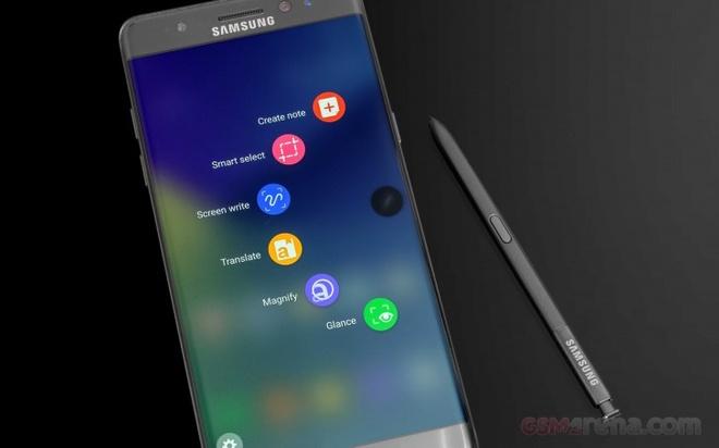 Samsung Galaxy Note 8 du kien ra mat trong thang 8 hinh anh 1
