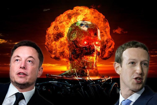 Elon Musk: 'Hieu biet cua Mark qua han hep' hinh anh