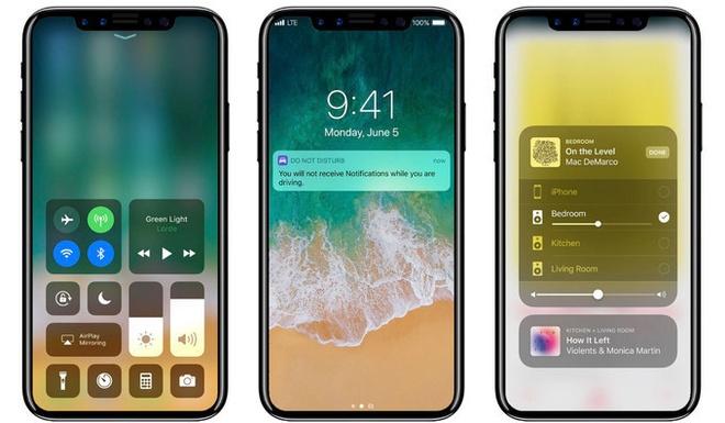 Chan dung iPhone 8 truoc gio ra mat hinh anh 1