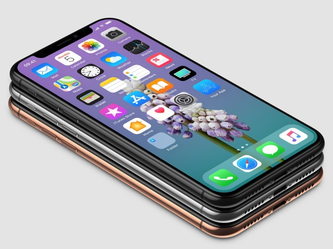 Lo anh iPhone X tuyet dep truoc gio ra mat hinh anh 4