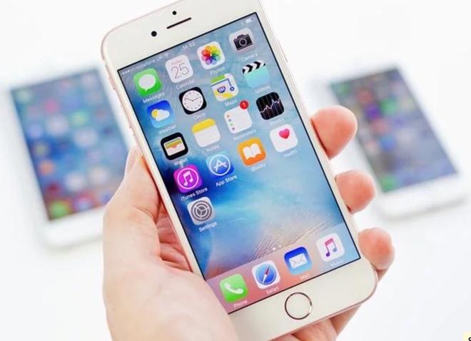 Nghich ly: iPhone 6S dang ban chay hon iPhone 8 hinh anh