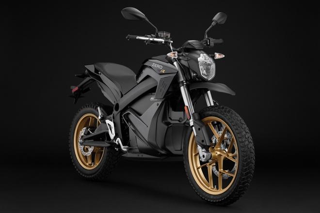 Xe dien Zero Motorcycles sac 95% pin trong 1 gio anh 4