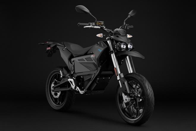 Xe dien Zero Motorcycles sac 95% pin trong 1 gio anh 6