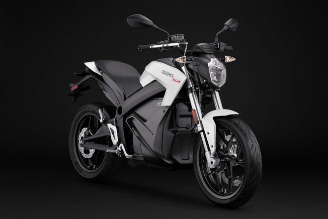 Xe dien Zero Motorcycles sac 95% pin trong 1 gio anh 7