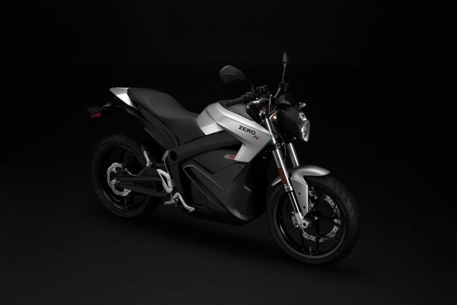 Xe dien Zero Motorcycles sac nhanh nhu smartphone hinh anh 1