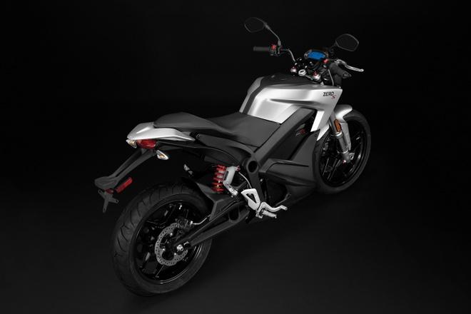 Xe dien Zero Motorcycles sac nhanh nhu smartphone hinh anh 2