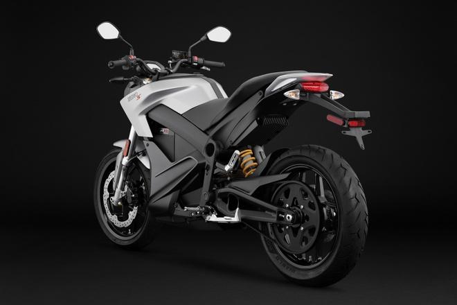 Xe dien Zero Motorcycles sac 95% pin trong 1 gio anh 3
