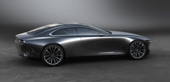Mazda trinh lang Vision Coupe concept anh 8