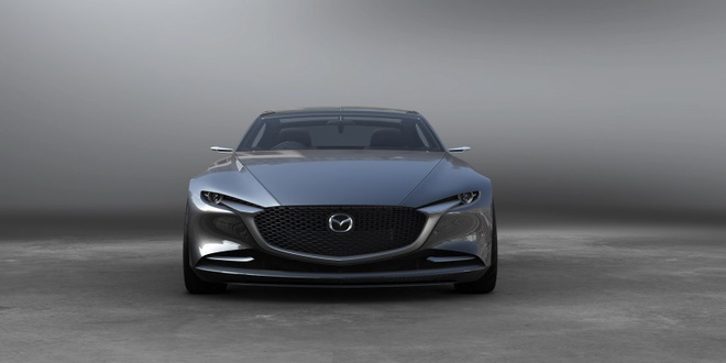 Mazda trinh lang Vision Coupe concept anh 3
