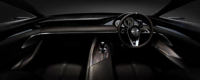 Vision Coupe concept - hinh mau Mazda6 trong tuong lai hinh anh 11