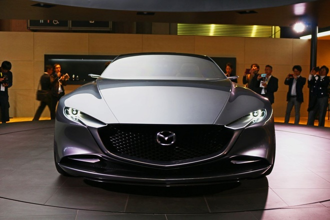 Mazda trinh lang Vision Coupe concept anh 7