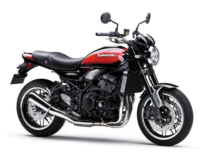 Kawasaki chinh thuc ven man naked bike hoai co Z900RS hinh anh 3