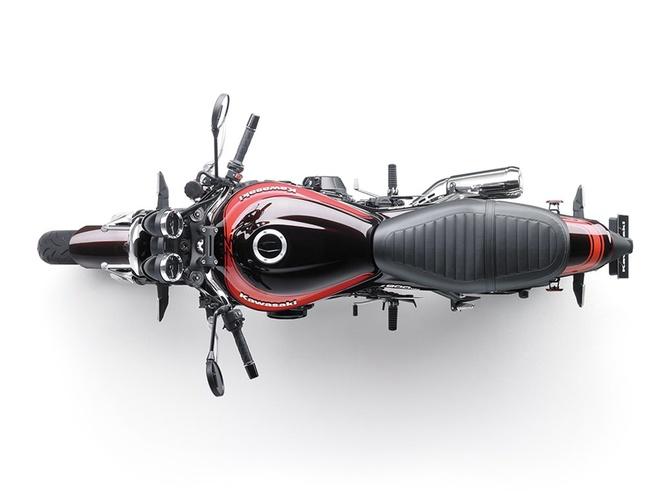 Kawasaki chinh thuc ven man naked bike hoai co Z900RS hinh anh 8