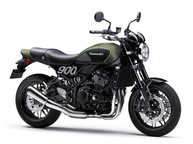 Kawasaki chinh thuc ven man naked bike hoai co Z900RS hinh anh 7
