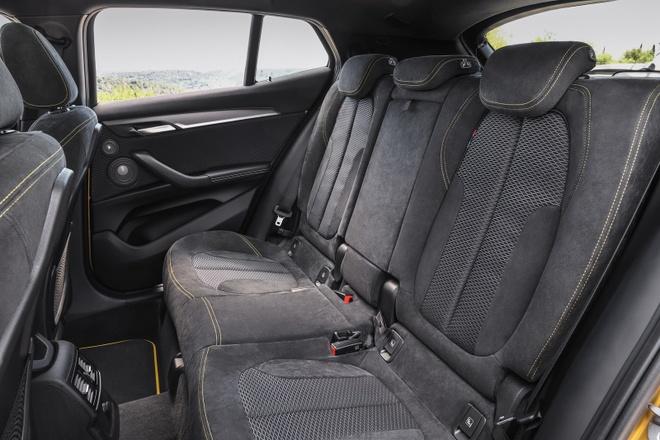 BMW ra mat crossover hang sang X2 hoan toan moi hinh anh 12