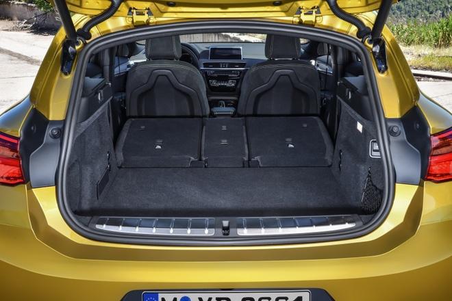 BMW ra mat crossover hang sang X2 hoan toan moi hinh anh 13