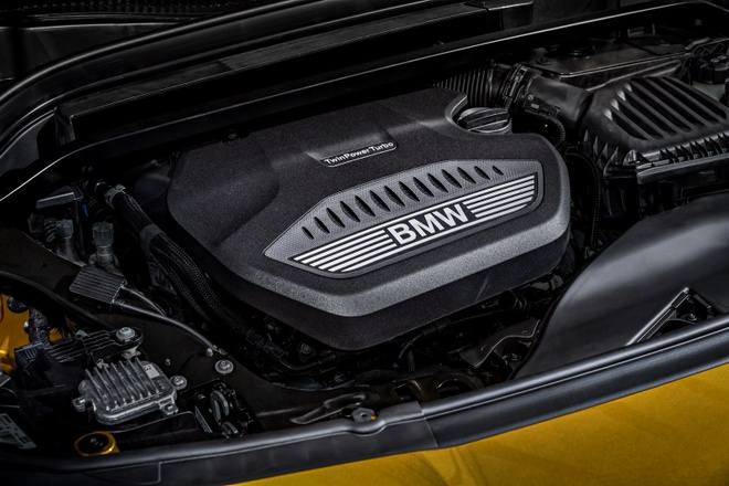 BMW ra mat crossover hang sang X2 hoan toan moi hinh anh 16