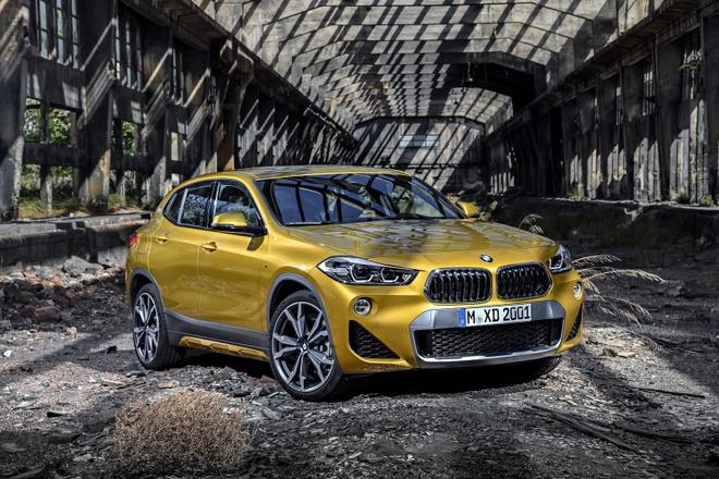 BMW ra mat crossover hang sang X2 hoan toan moi hinh anh 15