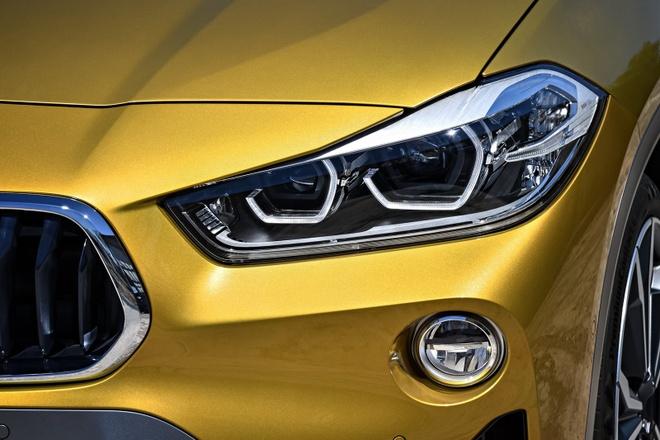 BMW ra mat crossover hang sang X2 hoan toan moi hinh anh 5
