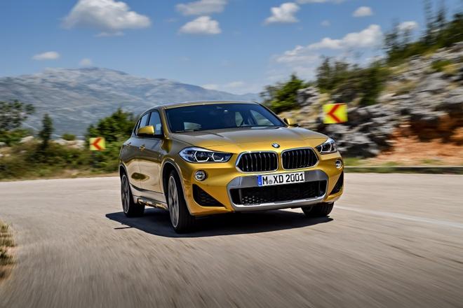 BMW ra mat crossover hang sang X2 hoan toan moi hinh anh 17