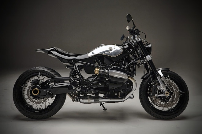 BMW R nineT duoc giam can boi hang do Italy hinh anh 1
