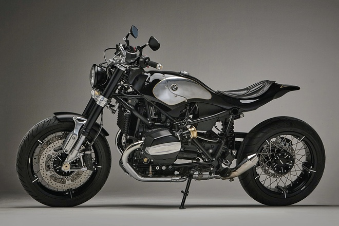 BMW R nineT duoc giam can boi hang do Italy hinh anh 3