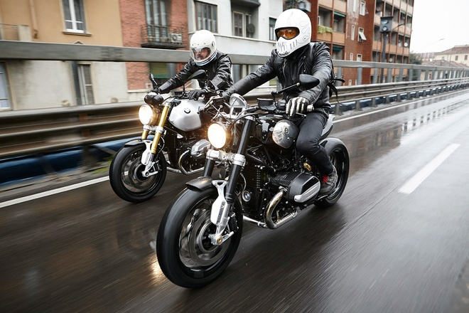 BMW R nineT duoc giam can boi hang do Italy hinh anh 2