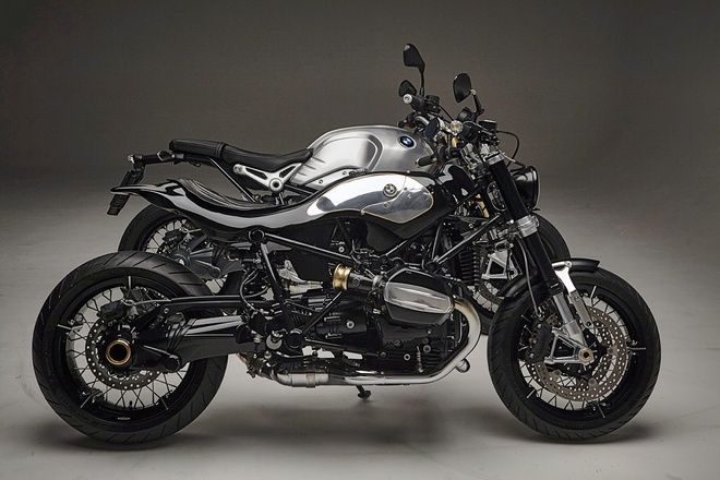 BMW R nineT duoc giam can boi hang do Italy hinh anh