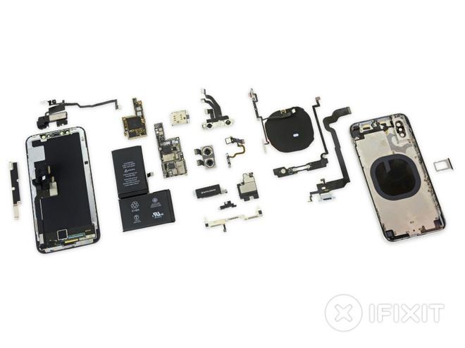 iPhone X co den 2 vien pin hinh anh 1