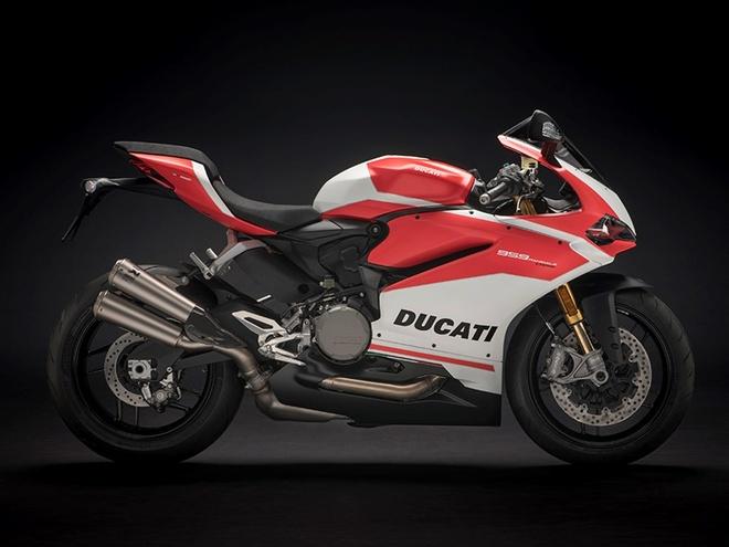Ducati ra mat phien ban duong dua 959 Panigale Corse hinh anh 1