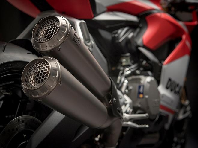 Ducati ra mat phien ban duong dua 959 Panigale Corse hinh anh 6