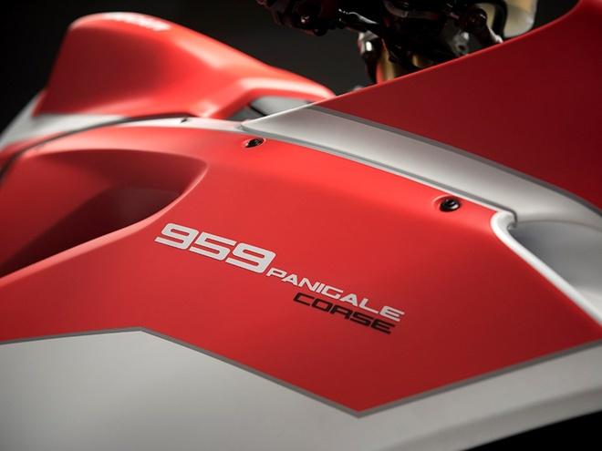 Ducati ra mat phien ban duong dua 959 Panigale Corse hinh anh 8