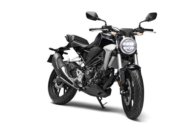 Honda CB300R 2018 - doi thu xung tam cua Yamaha MT-03 hinh anh 7