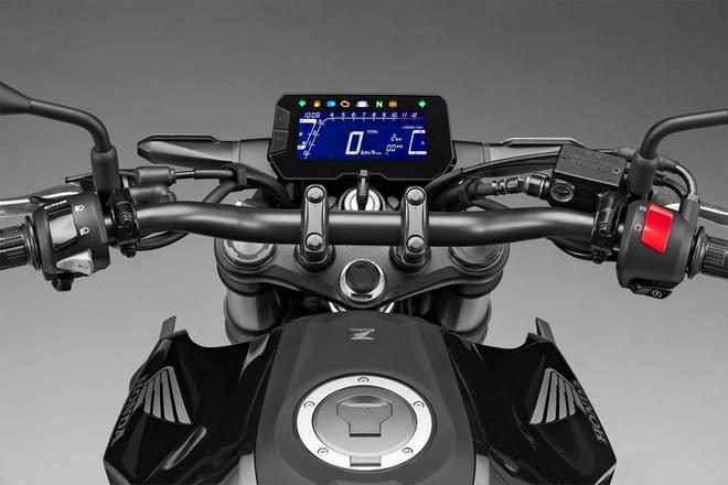 Honda CB300R 2018 - doi thu xung tam cua Yamaha MT-03 hinh anh 4