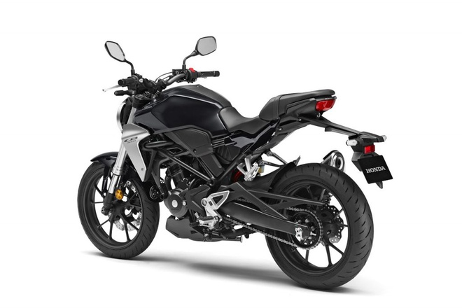 Honda CB300R 2018 - doi thu xung tam cua Yamaha MT-03 hinh anh 5