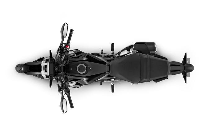 Honda CB300R 2018 - doi thu xung tam cua Yamaha MT-03 hinh anh 6