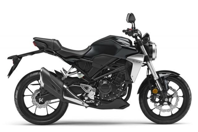 Honda CB300R 2018 - doi thu xung tam cua Yamaha MT-03 hinh anh 3
