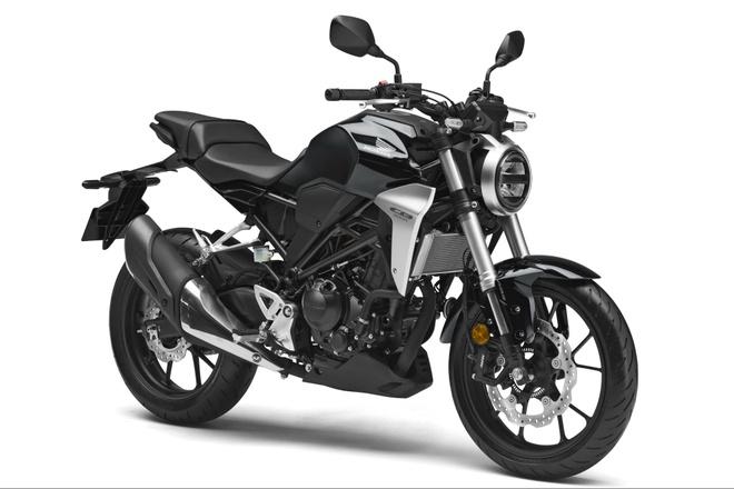 Honda CB300R 2018 - doi thu xung tam cua Yamaha MT-03 hinh anh 2