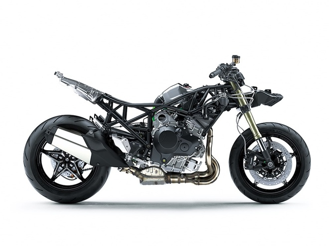 Kawasaki Ninja H2 SX - sport-touring toi cao trong phan khuc hinh anh 7