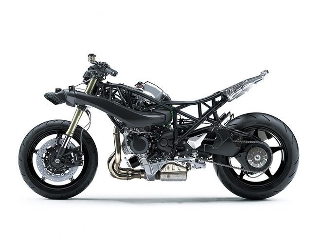 Kawasaki Ninja H2 SX - sport-touring toi cao trong phan khuc hinh anh 8