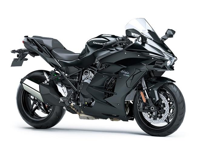 Kawasaki Ninja H2 SX - sport-touring toi cao trong phan khuc hinh anh 6