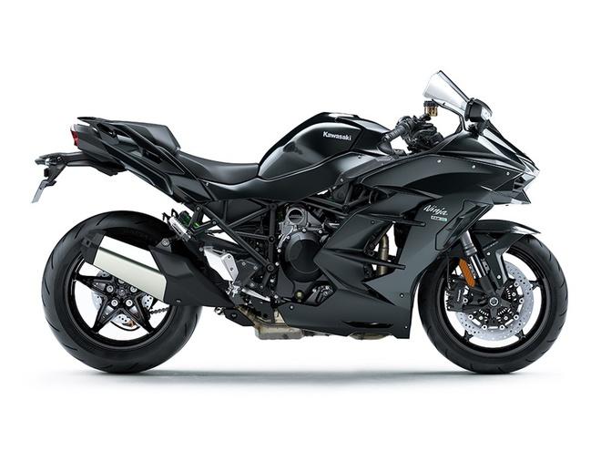 Kawasaki Ninja H2 SX - sport-touring toi cao trong phan khuc hinh anh 9