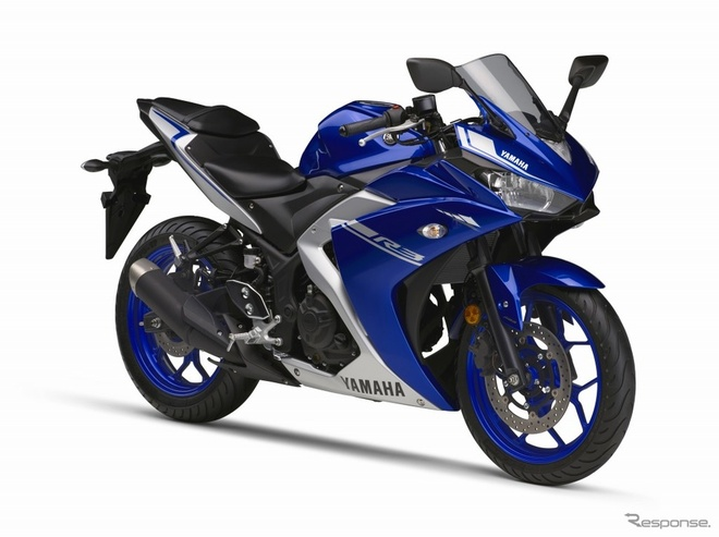 Yamaha YZF-R3 2018 - binh moi ruou cu hinh anh 1
