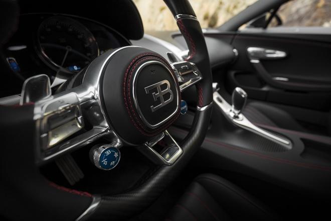 Bugatti Chiron phien ban Nguoi doi co gia 4 trieu USD hinh anh 6