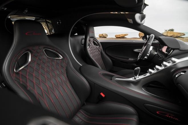 Bugatti Chiron phien ban Nguoi doi co gia 4 trieu USD hinh anh 4