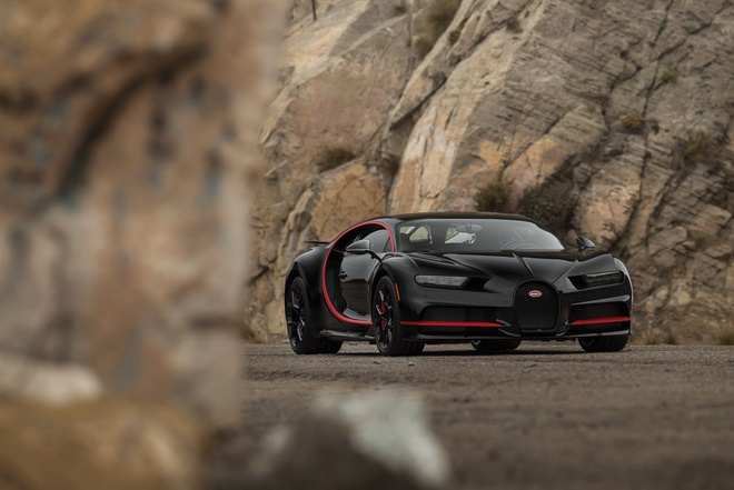 Bugatti Chiron phien ban Nguoi doi co gia 4 trieu USD hinh anh 1