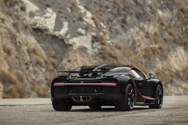 Bugatti Chiron phien ban Nguoi doi co gia 4 trieu USD hinh anh 2