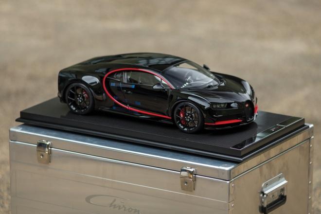Bugatti Chiron phien ban Nguoi doi co gia 4 trieu USD hinh anh 12